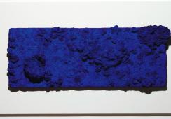 Yves Klein na aukcji Christie's