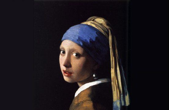 Johannes Vermeer, dziewczyna z perłą, 1665 źródło: wikipedia