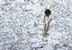 """""""Sfera prywatna"""" – wystawa Kariny Marusińskiej  w Mieszkaniu Gepperta"""