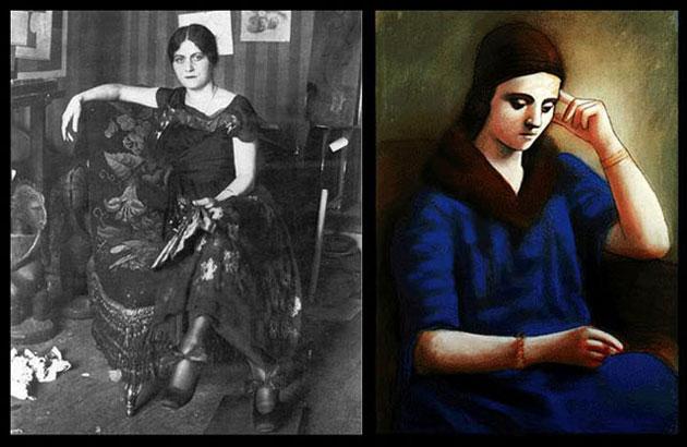 Olga Kolkova, źrodło: tumblr.com