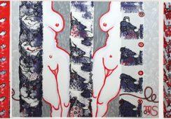 Promocja kobiet w sferze sztuki. Sąsiadki – Nachbarinnen