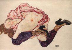 Egon Schiele – ekscentryczny przedstawiciel ekspresjonizmu w sztuce