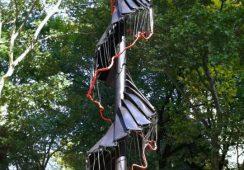Instalacja polskiej artystki w nowojorskim Central Park