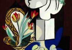 """""""Martwa natura z tulipanami"""" Picassa sprzedana za 41,5 mln dolarów"""