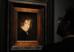 Wczesny okres twórczości Van Dycka na wystawie w Prado
