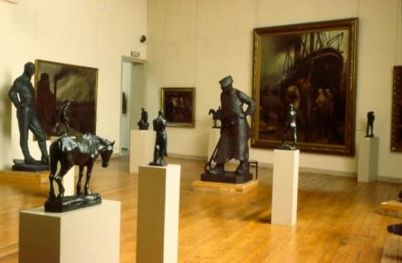Constantin Meunier, źródło: Royal Museums of Fine Arts of Belgium