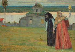 Sztuka rosyjska i Aleksander Orłowski na listopadowej aukcji Christie's