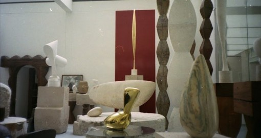 Studio Constantina Brancusi, źródło:stay.com