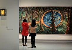 Kolekcja Pompidou w Szanghaju