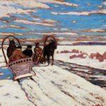 """Juliana Fałat, """"Nieśwież"""", Źródło: Muzeum w Bielsku Białej"""