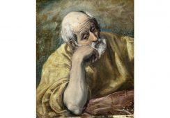 Obraz El Greco za 791,650 funtów na aukcji w Bonhams