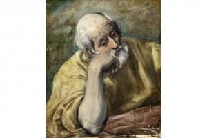 El Greco,Św. Piotr, źródło: Bohnams