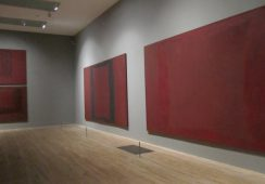 Finał sprawy uszkodzonego obrazu Rothko