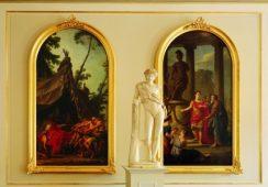 Obraz autorstwa Jana Chrzciciela Lampiego powrócił do Polski