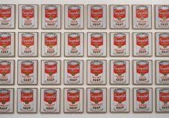 Warhol, Picasso i Richter – najlepsze sprzedaże w 2012 roku