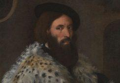 Girolamo Fracastoro, Tycjan, Źródło: National Gallery w Londynie