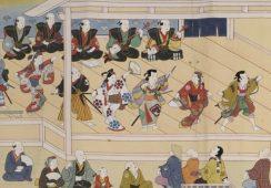 Szkocja: odkryto cenny japoński obraz na zwoju
