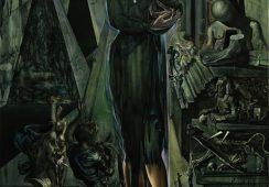 Mona Bismarck Salvadora Dalego na aukcji w Sotheby's