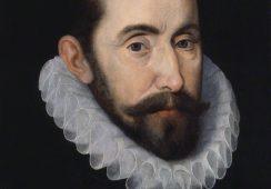 Malowidła odkryte pod portretami z kolekcji Tudorów