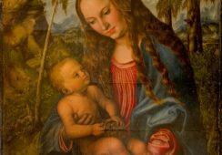 """Słynna """"Madonna pod jodłami"""" już we wrocławskim Muzeum Archidiecezjalnym"""