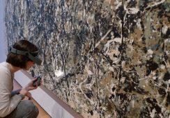 Gdzie jest One: Number 31 Pollocka?