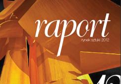 RAPORT RYNEK SZTUKI 2012
