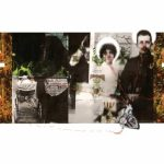 """Joanna Styrylska, """"Święta rodzina"""", 100×70 cm, collage cyfrowy, artpower.pl;"""