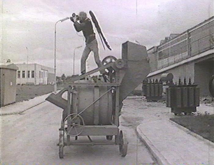 KwieKulik, Działania, 1972, fot. artumseum.pl
