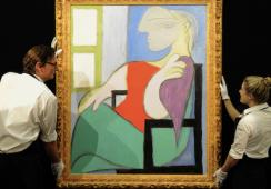 Modigliani za 26.9 mln funtów, Picasso za 28,6 mln funtów