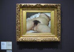 Odnaleziono portret modelki pozującej do skandalizującego obrazu Courbeta