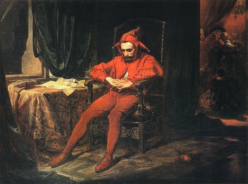 Jan Matejko, Stańczyk, 1862 rok, MNW