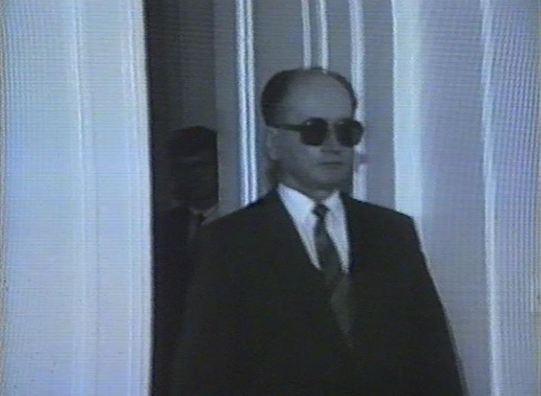 Piotr Bikont, Podwójne potknięcie, 1990, fot. wrocenter.pl
