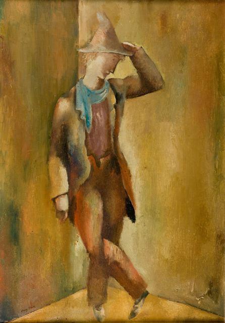 Eugeiusz Zak, Marzyciel, 1925, zródło- www.top10tastes.com
