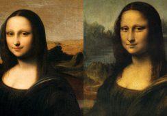 Mona Lisa z Isleworth wcześniejszą wersją znanego obrazu?