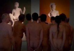Leopold Museum otworzyło ekspozycję dla nudystów