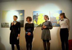 Wystawa Natalii Bażowskiej w Galerii Socato