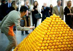 Spektakularne otwarcie nowych, londyńskich targów sztuki
