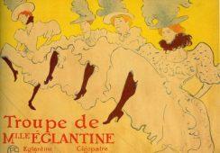 Le vieux con! Czyli o twórczości Toulousa-Lautreca