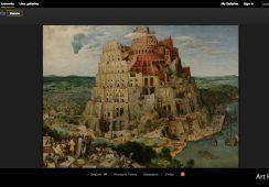 Ruszył kolejny projekt Google: wirtualne rozmowy o sztuce