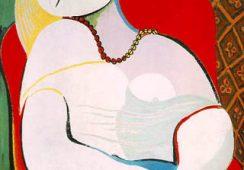 """Obraz Picassa """"Le Rêve"""" sprzedany za 155 milionów dolarów"""
