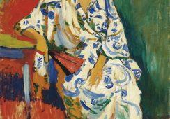 """""""Madame Matisse w kimonie"""" na majowej aukcji Christie's"""