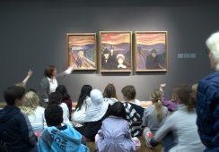 215 milionów euro dla Muzeum Muncha w Oslo