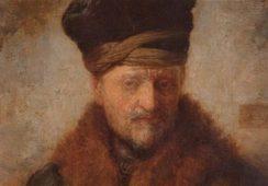 Obraz mistrza Rembrandta odzyskany po 7 latach