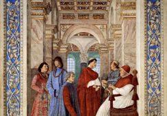 Portrety papieży na przestrzeni wieków