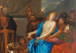 Nieznany obraz Charles'a Le Bruna za 1,88 mln dolarów