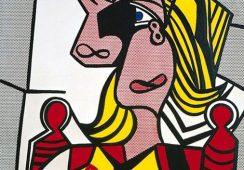Dzieło Lichtensteina na aukcji Christie's