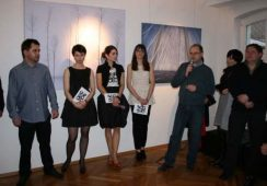 """""""Malowane unplugged"""" w Galerii Socato"""