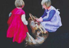 Z cyklu: młoda – mniej znana sztuka w Polsce