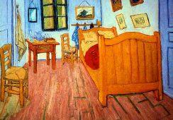 Odkrycie w sztuce: inne kolory na obrazach van Gogha