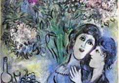 Dzieło Marca Chagalla na aukcji Bonhams